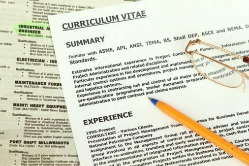 Curriculum Vitae: importante anche quando non si sta cercando un lavoro